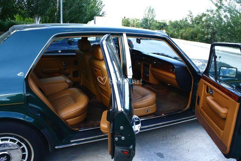 Tony Martínez - Rolls Royce