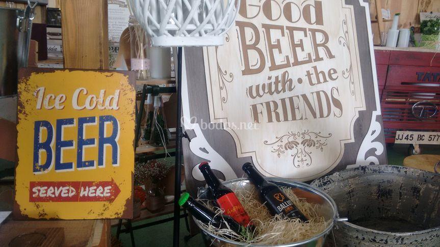 Rincon cervezas