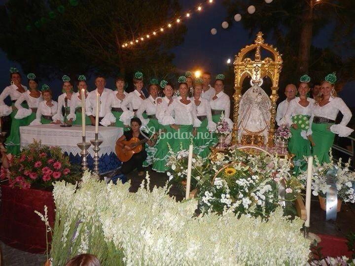 Coro Rociero Virgen de la Cruz