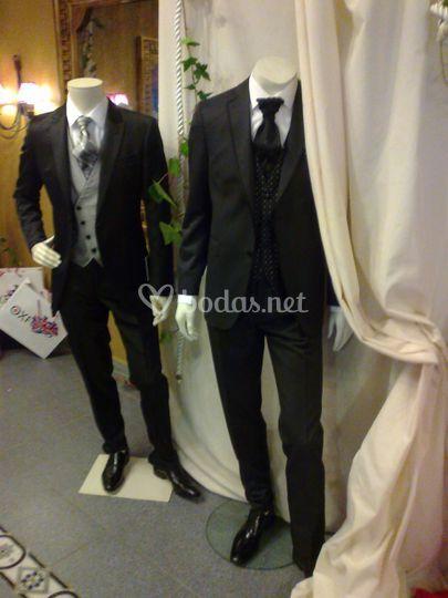Colección de trajes