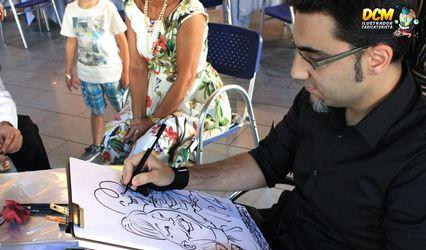 DCM Caricaturas