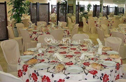 Banquete personalizado
