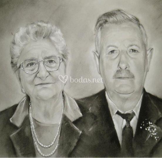 Los abuelos de ella