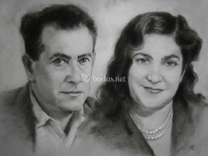 Los padres del novio