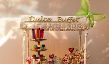 Candy Buffet Vintage 1