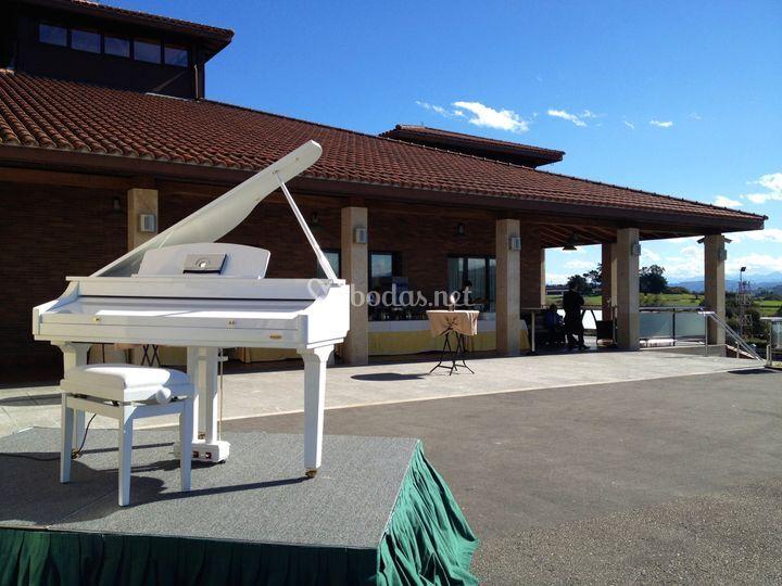Pianista para bodas - Hotel pueblo astur ...