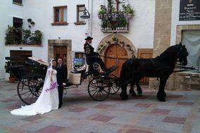 Fernado Mascarell - Coches de caballos