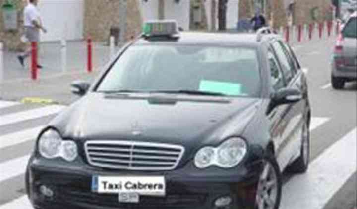 Taxi Cabrera