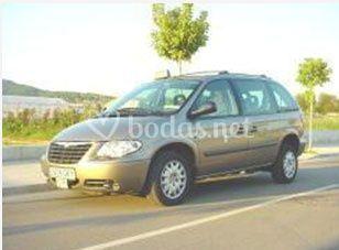 Taxis hasta 6 plazas
