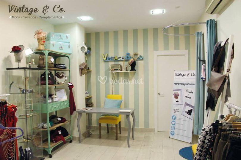 Nuestra tienda en c/ Angustias