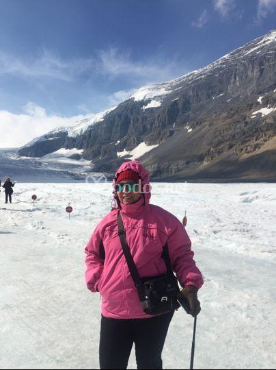 Glaciar Athabasca, Canadá
