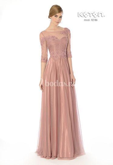 Vestido princesa tul