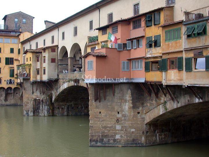 Puente Vecchio Italia