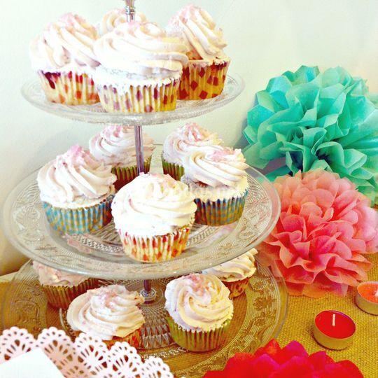 Cupcakes artesanos y naturales