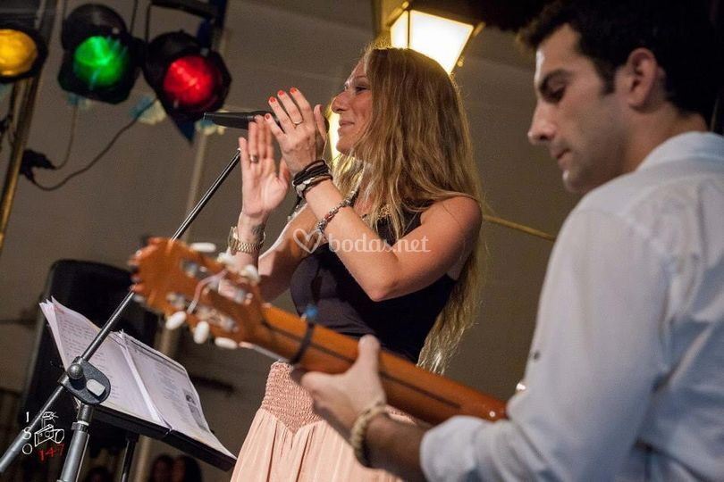 Al son flamenco