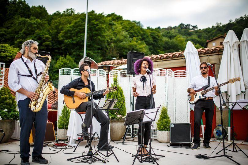 Bossa Quartet