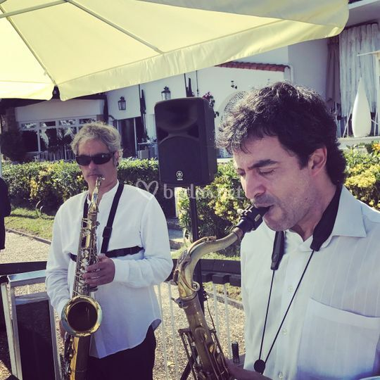 Duo Saxofones
