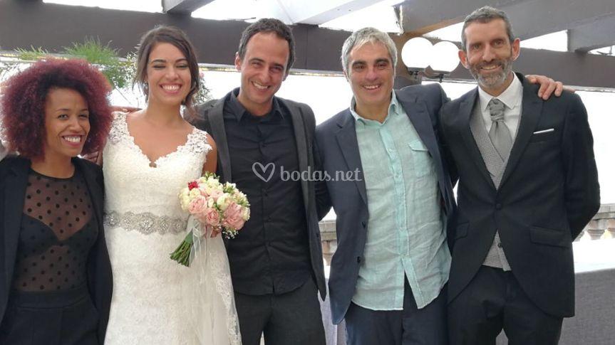 Boda Renata y Iker