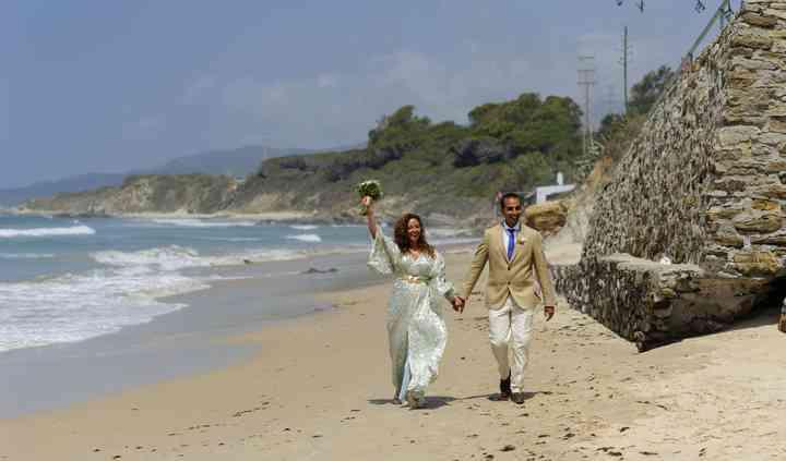 Boda en la playa - Tarifa
