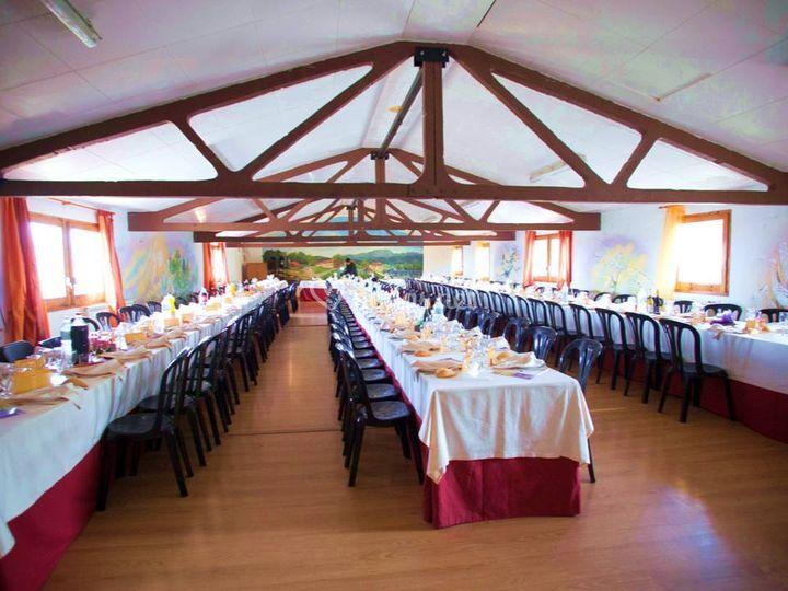 Otro ejemplo de banquete