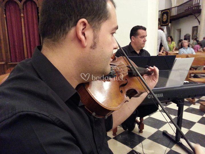 Dúo de viola y piano