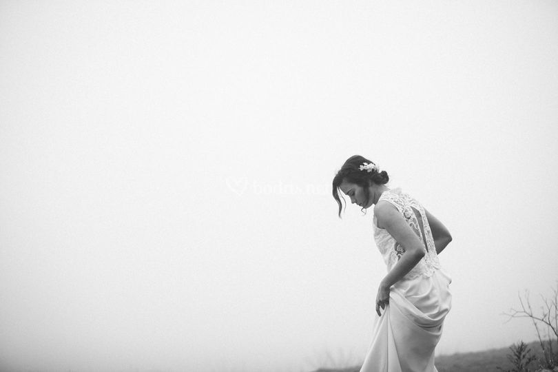 Vestido de novia, Valladolid.
