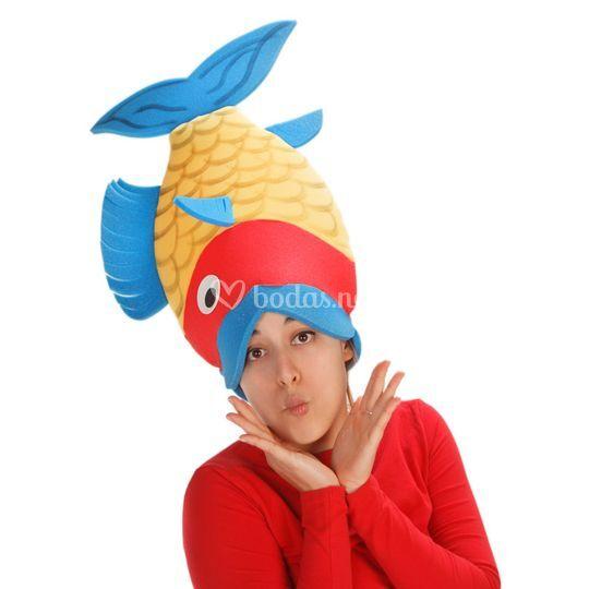 Gorro pez