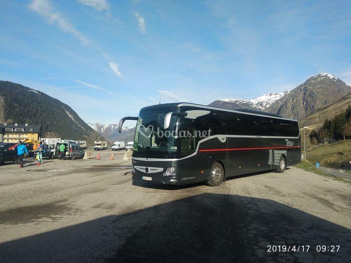 Autobús VIP Bodas 70 plazas
