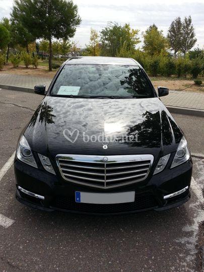 Mercedes Clase E (AMG)
