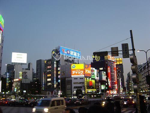 Ikebukuro en Tokyo
