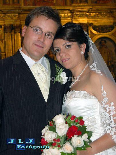 Boda José Manuel y Judith