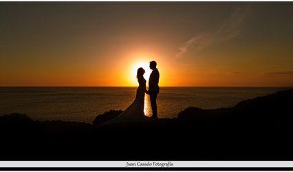 La boda de Ana y Tomás