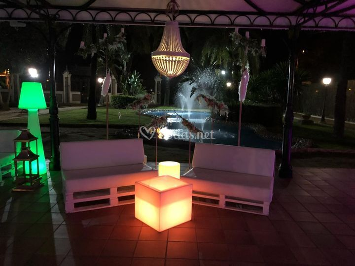 Acondicion. Led & chillout