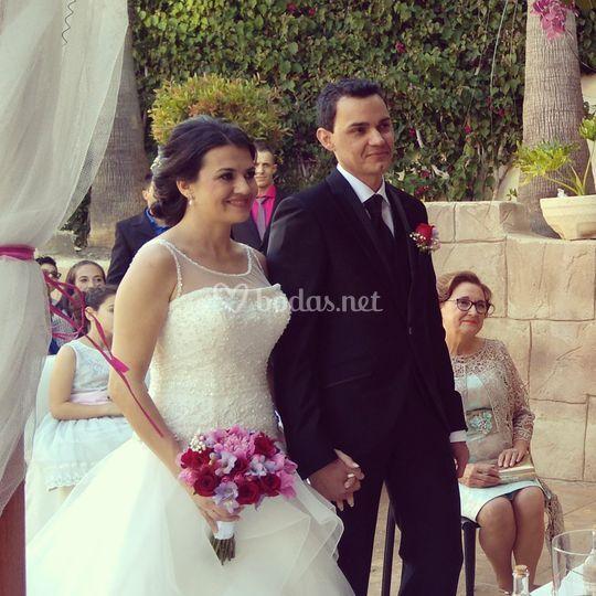 Ana y Juanjo