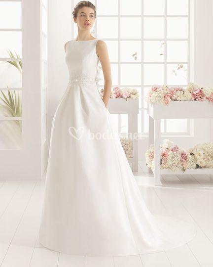 foto vestidos outlet 284 aire barcelona novia de qwhxeuex