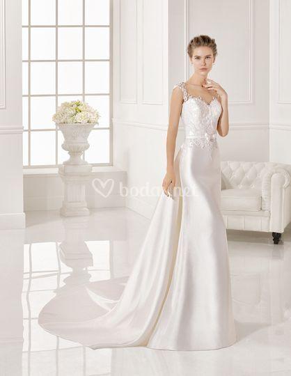 Vestidos novia outlet cantabria
