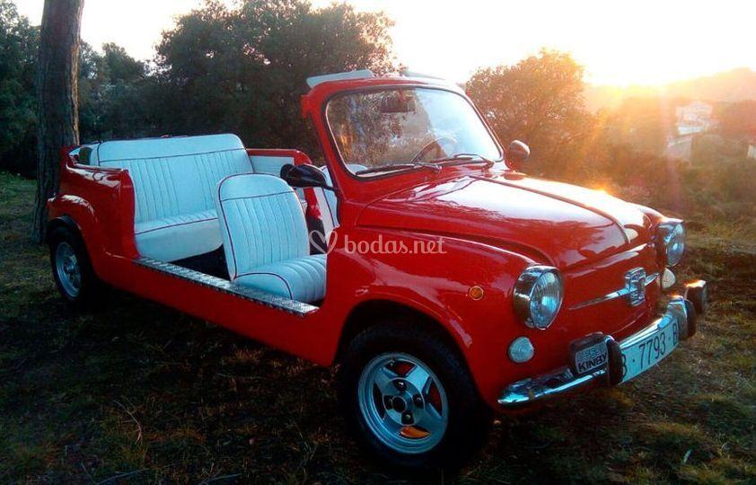 Seat 600 Cabrio