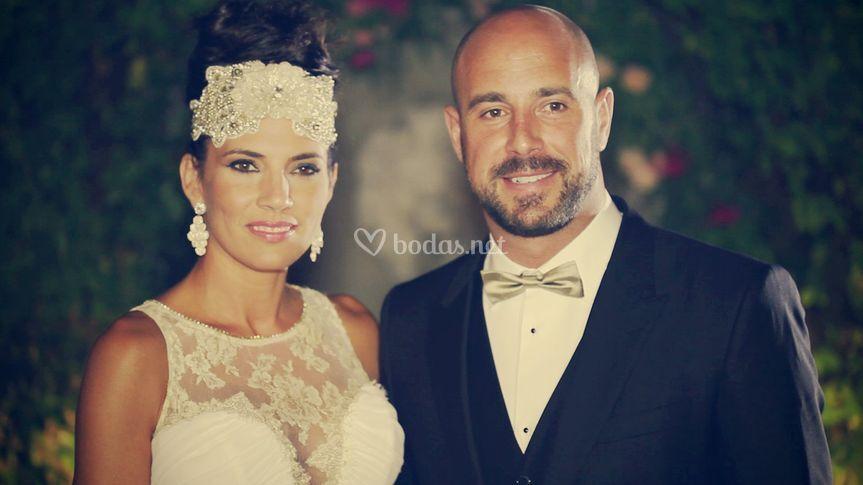 Boda de epe Reina y Yolanda Ruiz