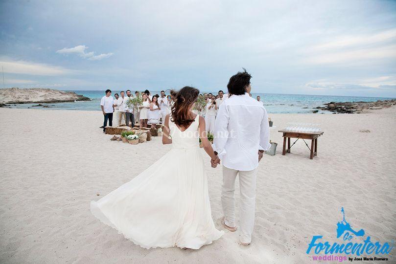 Go Formentera Wedding