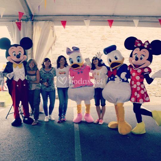 Mickey & friend´s