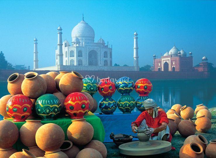 India, país de los mil colores