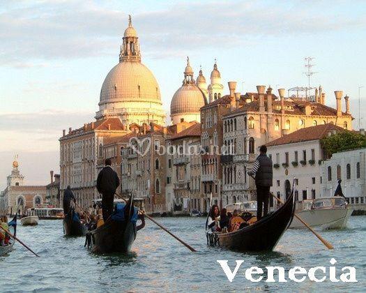 Venecia, impresionante
