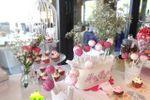 Cake pops blanco-rosa