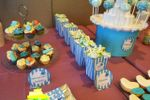 Detalles mesa dulce bautizo