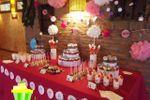 Mesa dulce boda para llevar