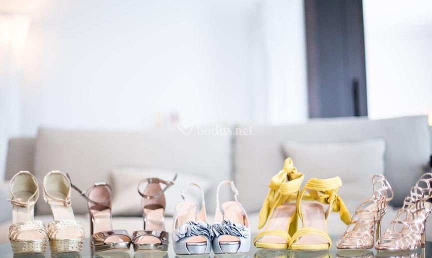 Zapatos de Vertigo