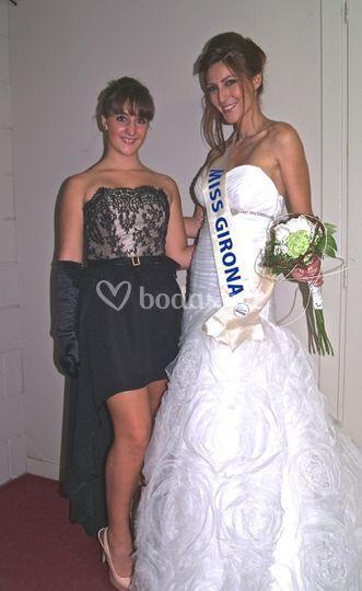 Vestidos de fiesta y de novia