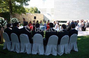 Organización ceremonia