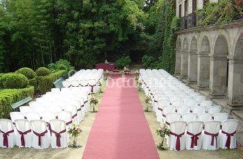 Estructura boda civil