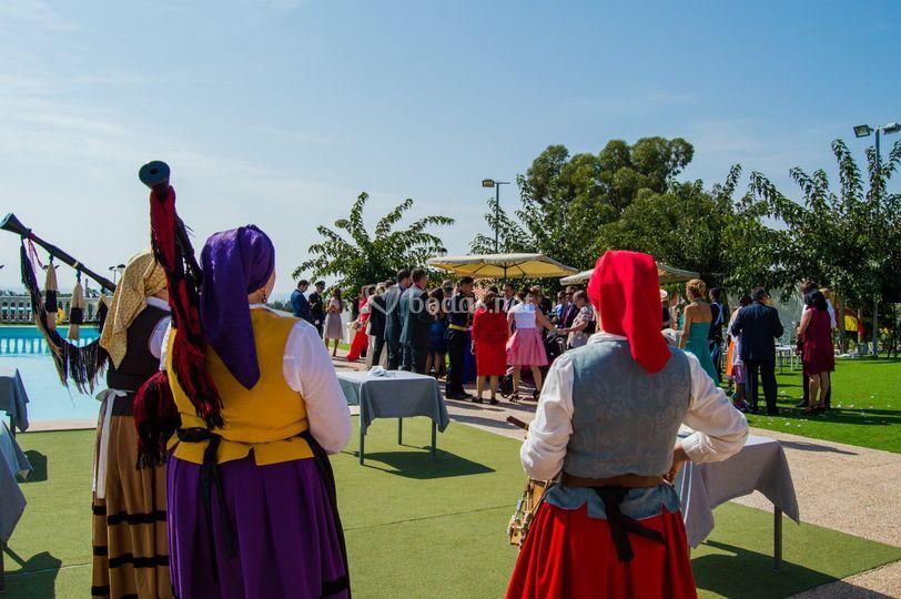 Ceremonias temáticas